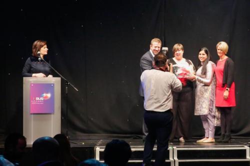 uk bus awards mw 145