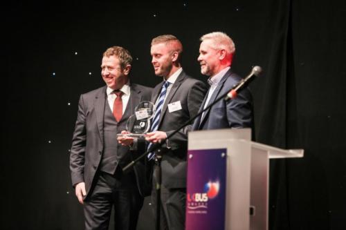 uk bus awards mw 189