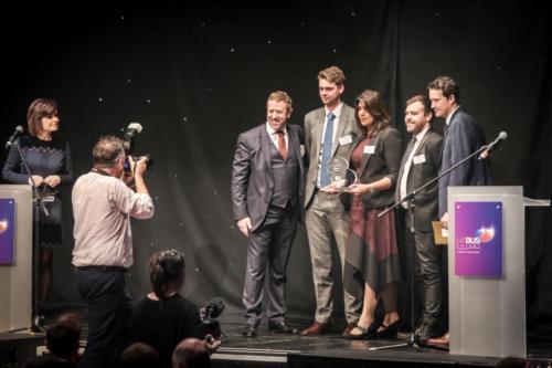 uk bus awards mw 191