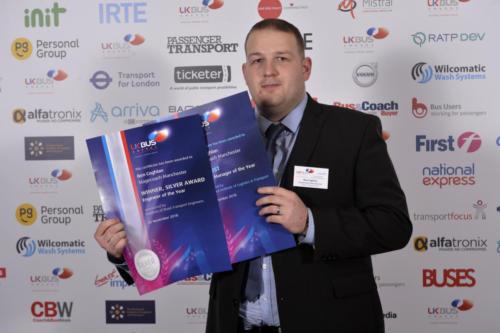 Bus Awards Nick 250