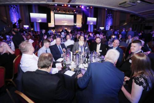 UK Bus Awards 19 Nick 157