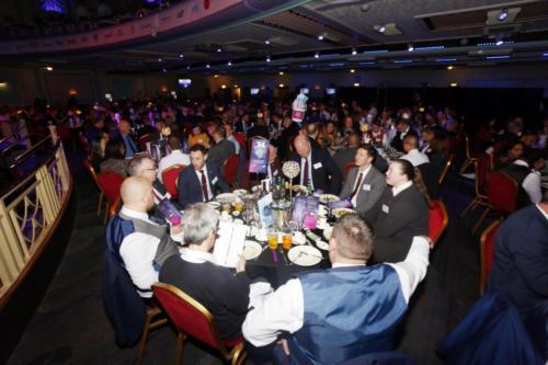 UK Bus Awards 19 Nick 164