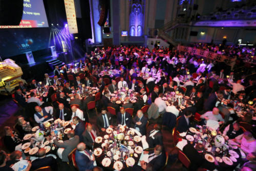 UK Bus Awards 19 Nick 166