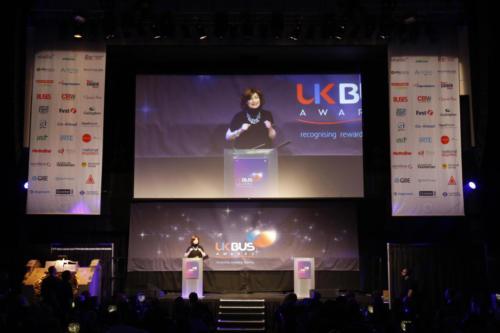 UK Bus Awards 19 Nick 172