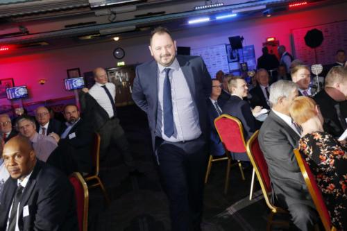 UK Bus Awards 19 Nick 175