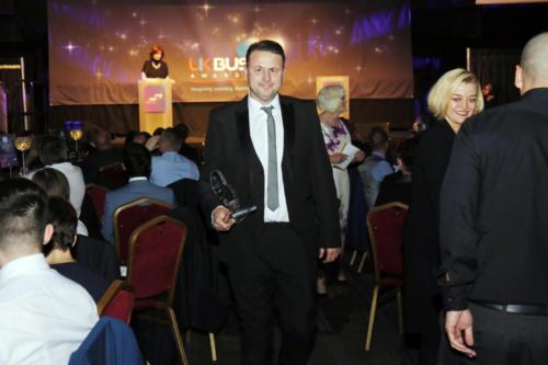 UK Bus Awards 19 Nick 177