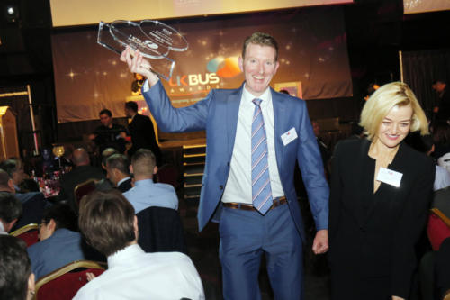 UK Bus Awards 19 Nick 179