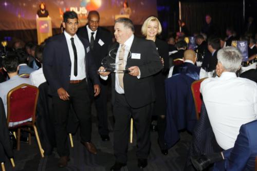 UK Bus Awards 19 Nick 186
