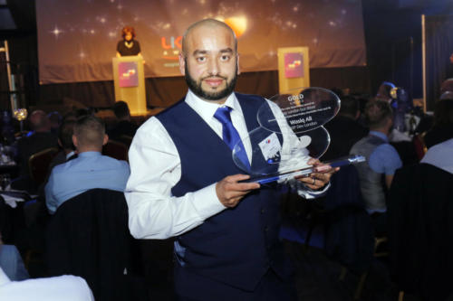 UK Bus Awards 19 Nick 188