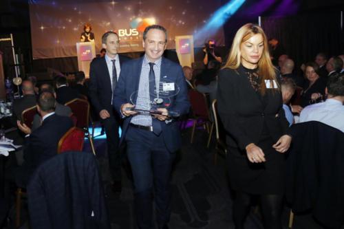 UK Bus Awards 19 Nick 190