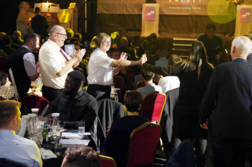 UK Bus Awards 19 Nick 207