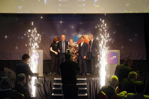 UK Bus Awards 19 Nick 228