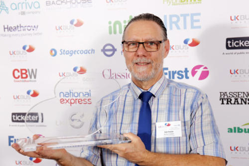 UK Bus Awards 19 Nick 263
