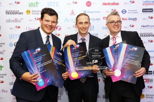 UK Bus Awards 19 Nick 273